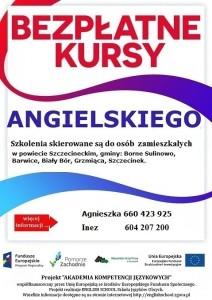 PLAKAT Szczecinek